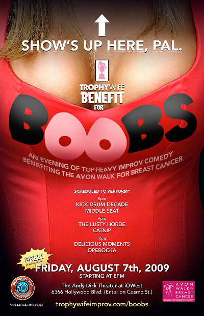 Boobs Benefit
