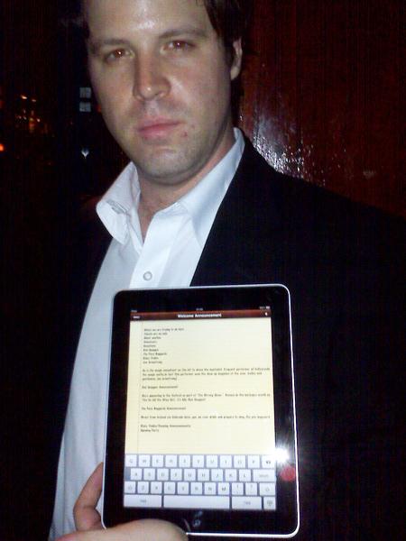 Ben iPad