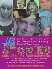 Twin Cities Theater STories