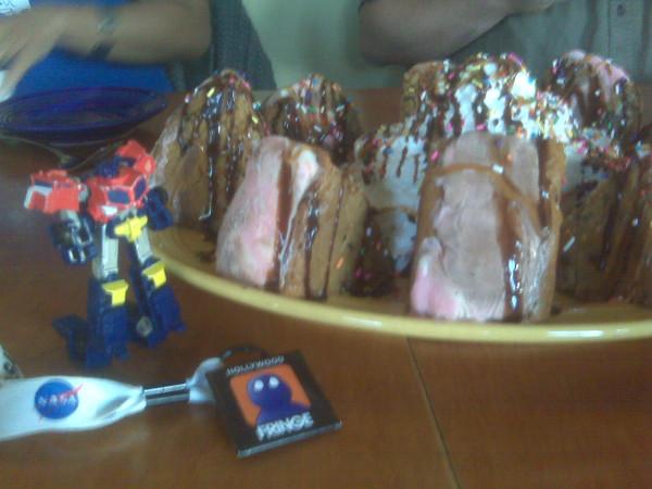 Grub dessert