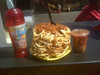 Gig food